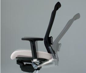 空气腰靠员工椅/管理职椅 airfort3 (1)