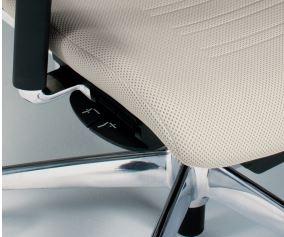 空气腰靠员工椅/管理职椅 airfort4
