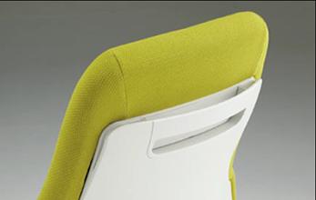 背部美观的扶手设计