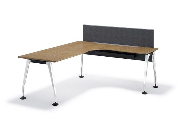 L型桌 SAIBI-2