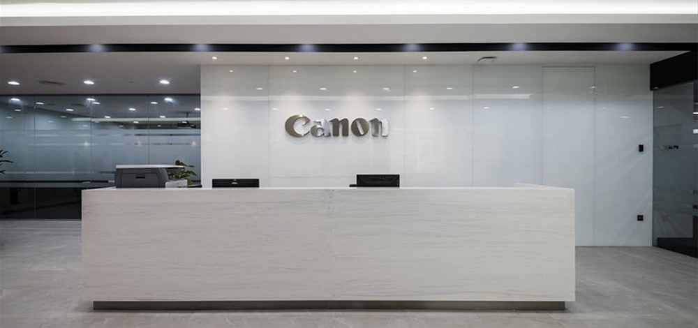 成功案例 Canon Marketing